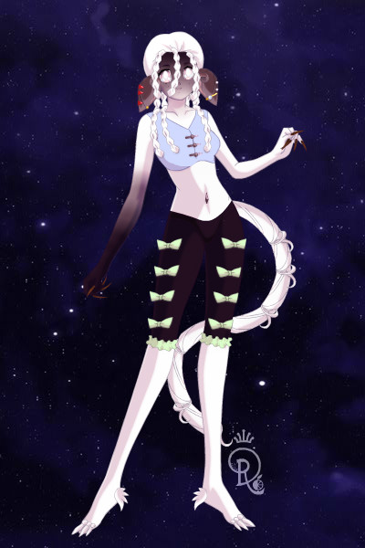 Reika ~ Reika was a seer before running away to