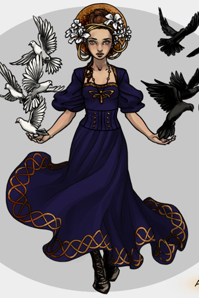 Tessa Gray ~ From Cassandra Clare's The Infernal Devi