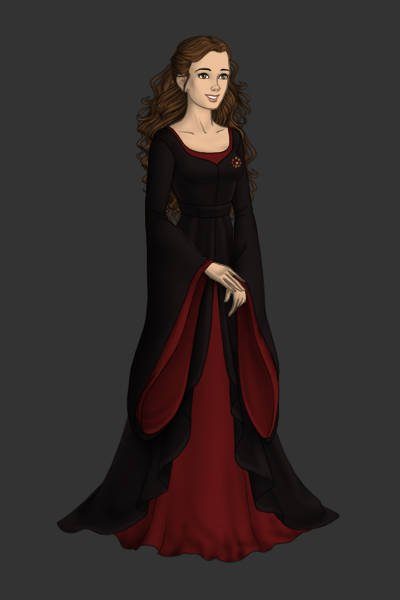 Hermione Granger ~ Hm...I put this in the Hogwarts category