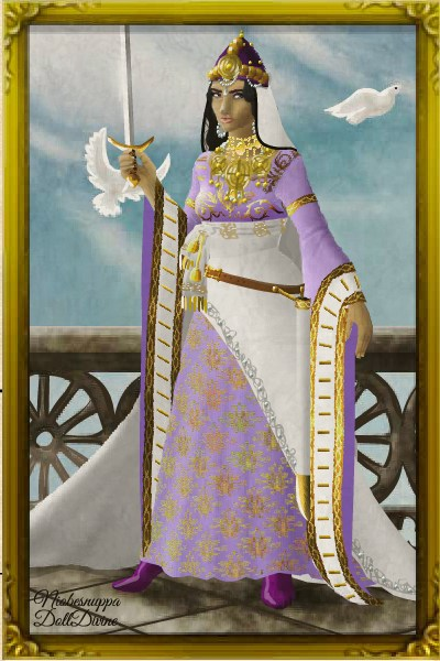 Queen Zenobia Of Palmyra By Kei2lyfe