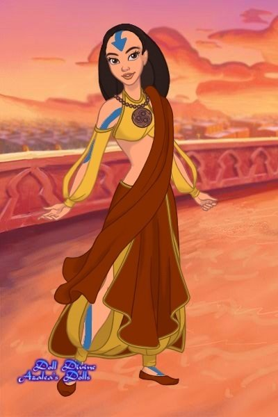 Dress Up Games by Doll Divine - Na'vi Avatar Maker