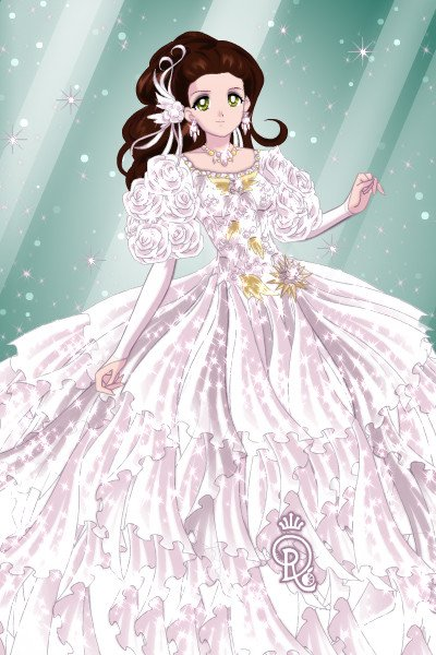 Sarah from \Labyrinth\ ~ Sarah in her marvelous ball gown!<p>