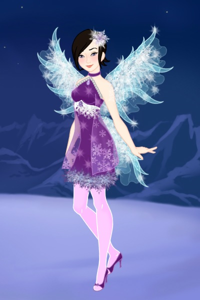 Fairy Tsukiko - by Belnika ~ This glorious & flawless creation was ma