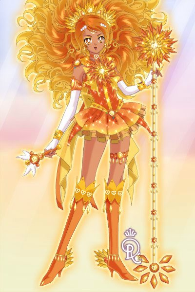 Sailor Sun ~ I had forgotten I made a bunch of new Sa