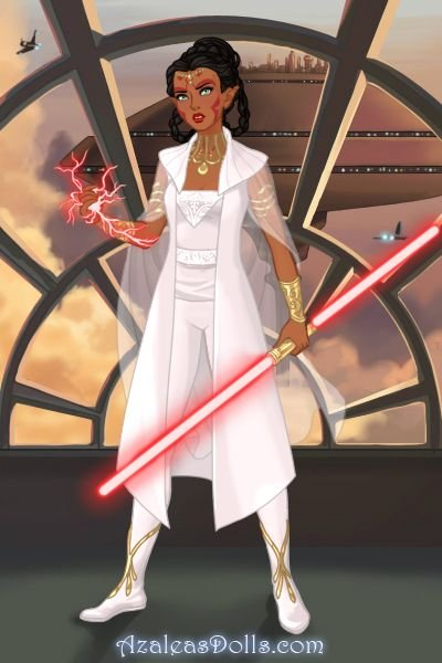 Sith in white ~ #Sith #white