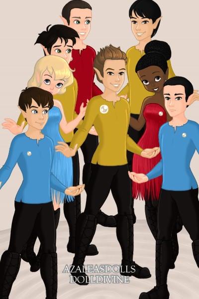 Star Trek By Dreaming Eyes