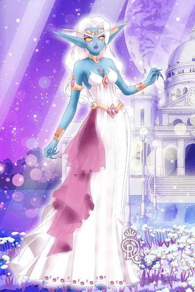 Queen Azshara By Screamfor