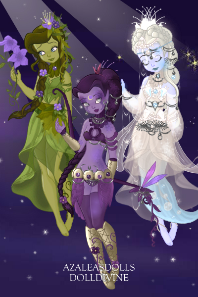 Adoptables:Night elves ~ School is being just an ahole to me...an