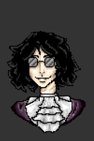 Pixelated Annabelle ~ I don't know why xD She turned out so ac
