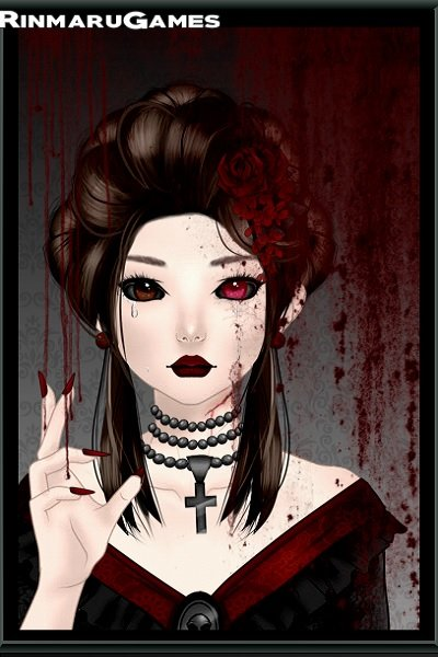 Domina de sanguine ~ Not a fan of halloween or costumes but I