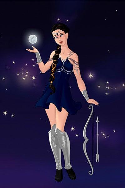 Artemis ~ by Aylatha