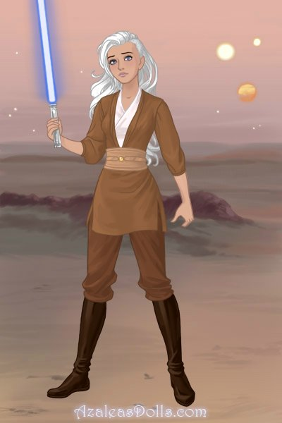 ~I\'m a Jedi~ ~ ~Repost cause wrong category~ ~Also hair