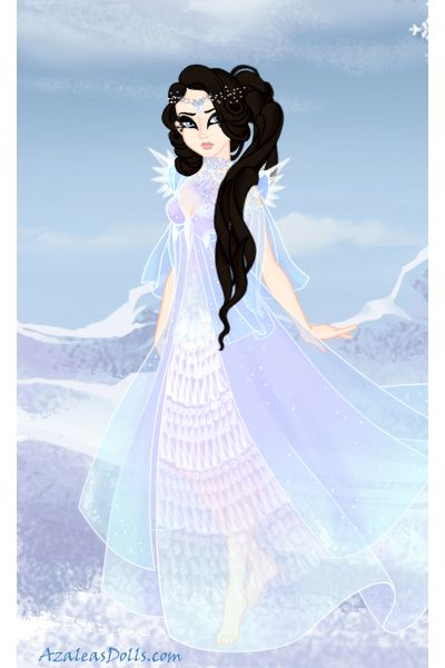 danse de glace ~ okay here is ledi'ia again, i guess this