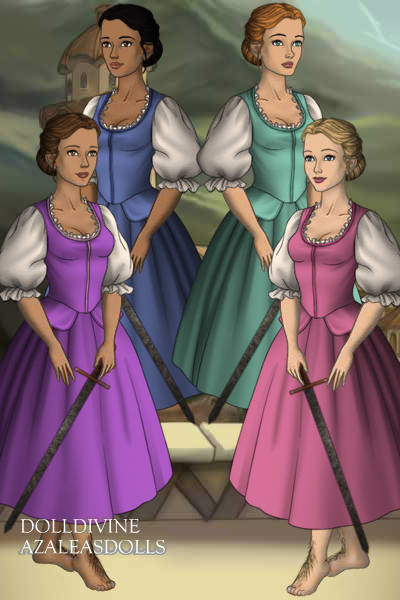 Barbie And The Three Musketeers - Game 2 Play Online