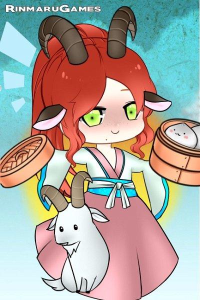 Year of the Goat ~ I was born during the year of the goat.