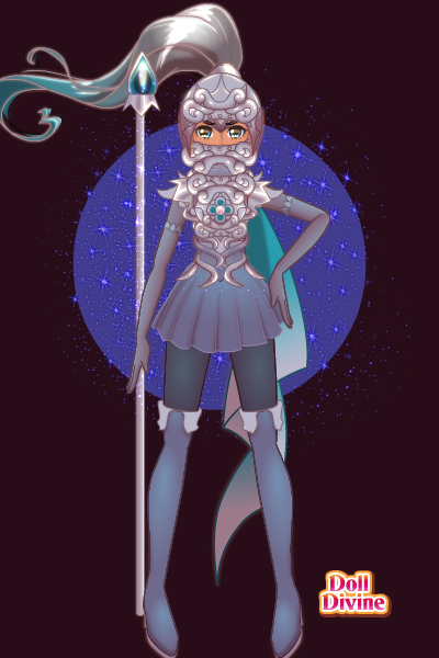 Merewen, the Lancer ~ A loyal knight to the queen and personal