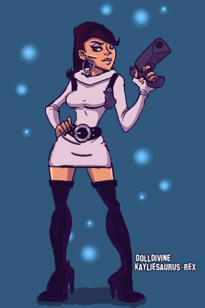 \Nuuuuupe.\ ~ Lana Kane from Archer! I've been wanting