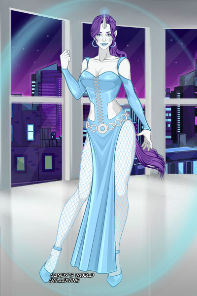 Superheroine Rarity ~ Here's superheroine Rarity! She still ha