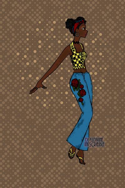 Timeless girl! ~ her style will last forever!