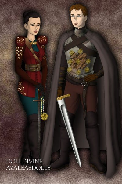 Prince Phillip and Mulan-Once Upon a Tim ~
