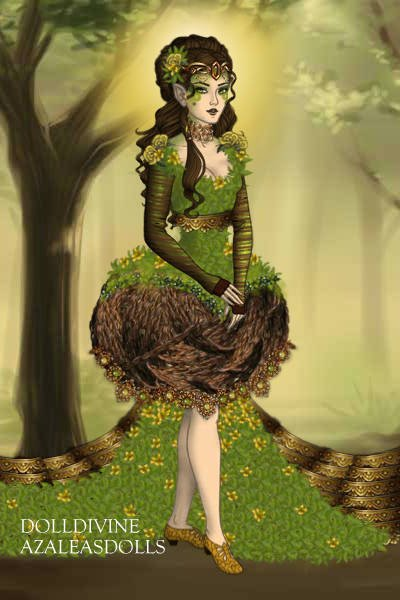 Forest Couture ~ A little random....but, fun!