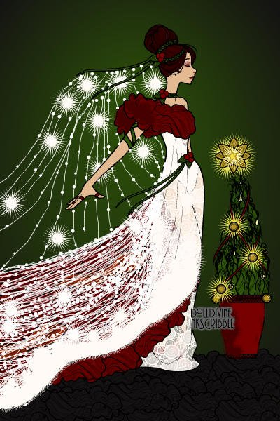 The Christmas Bride ~