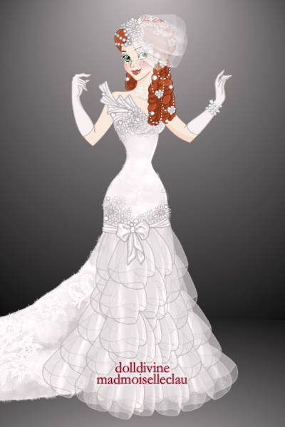 The Dazzling Bride ~ Love making wedding gowns on this maker.