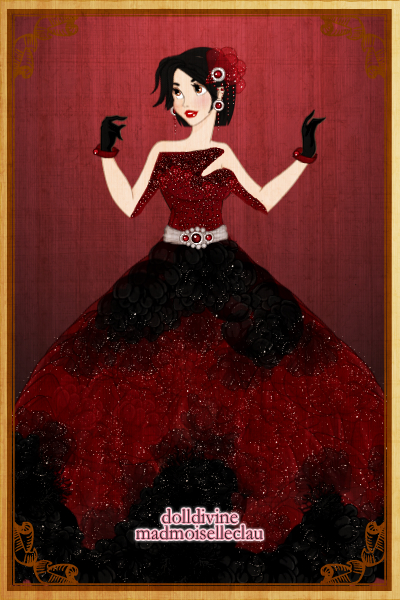 Valentine Couture ~ Based off this dress: