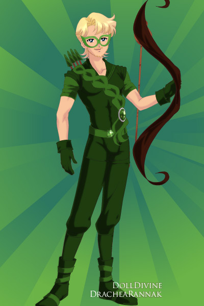 Green Arrow Anime ~ If Green Arrow lived in the Sailor Moon