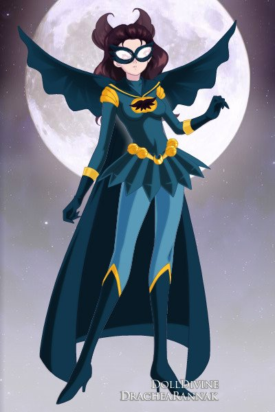 Sailor Batman ~ It's baaack... My series of Sailor Scout