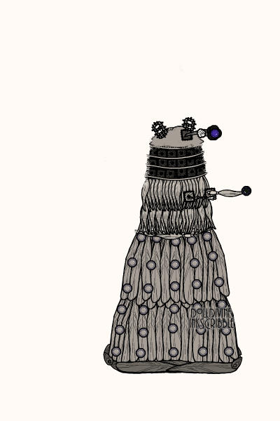 Dalek (From Dr. Who) ~