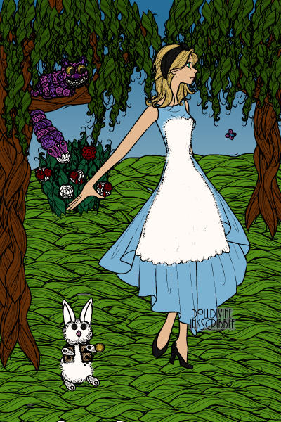 Alice in wonderland ~