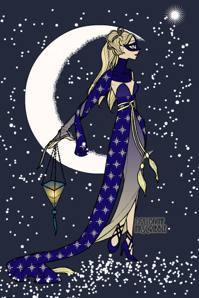 Diana - The Moon is Always There ~