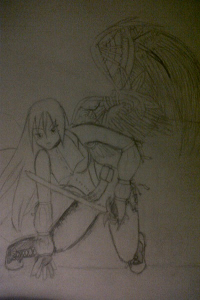 Persephone - Stuff Just Got Real...(WIP) ~ Really crappy quality, I apologize...But