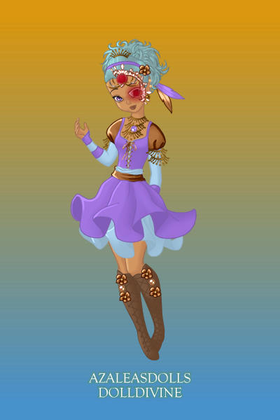 A Cyborg Fairytale ~ Adopted by Zennia : ~ This adoptable was made with the random