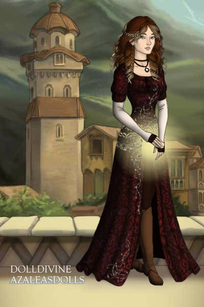 Riselyn Everett, the True Empress of Rot ~ Ris is the adopted daughter of Luther Ev