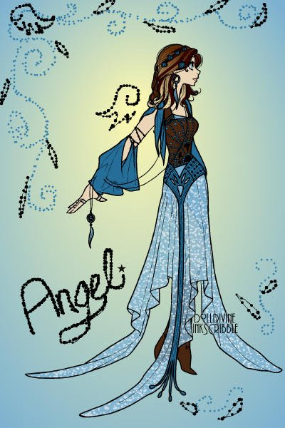 It\'s Me in Erte~! ~ If only I looked this cool XD