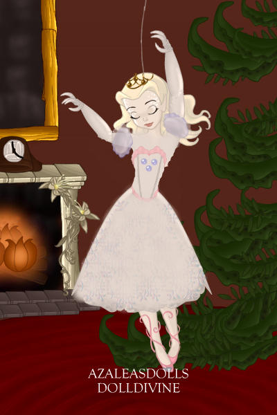The Christmas I Saw My First Ballet... ~ She's finally done!  I'm pretty pleased