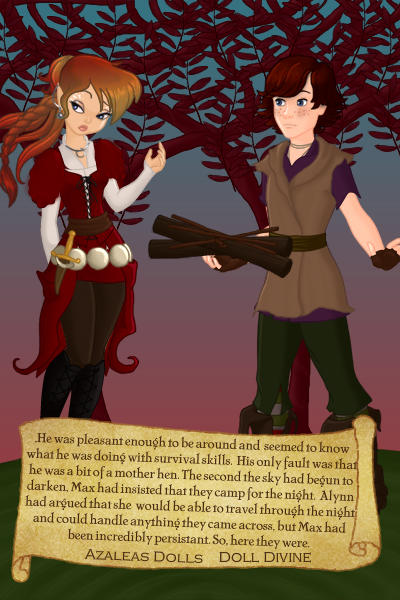 Dreamless ~ Alynn\'s Quest - page 3 ~ Trying not to make things slow, I promis