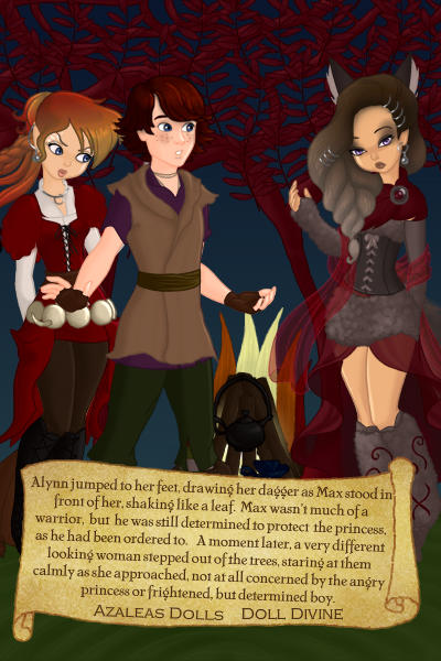Dreamless ~ Alynn\'s Quest - page 7 ~ Wooo~!  Been waiting to get to this part