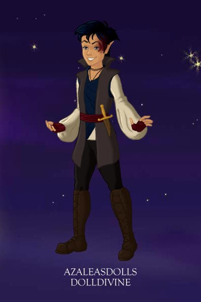 Dreamless Character Preview - Captain Mi ~ That's all you get ;P  This character is