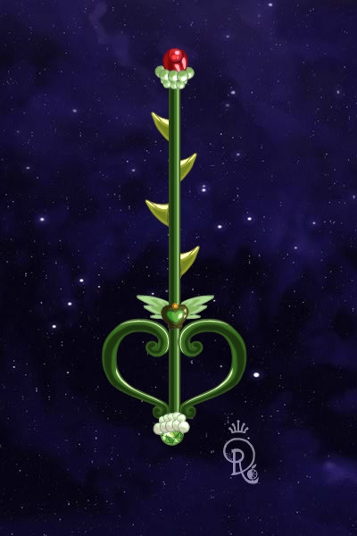 Blossom Scope ~ a partner to the rose wand.