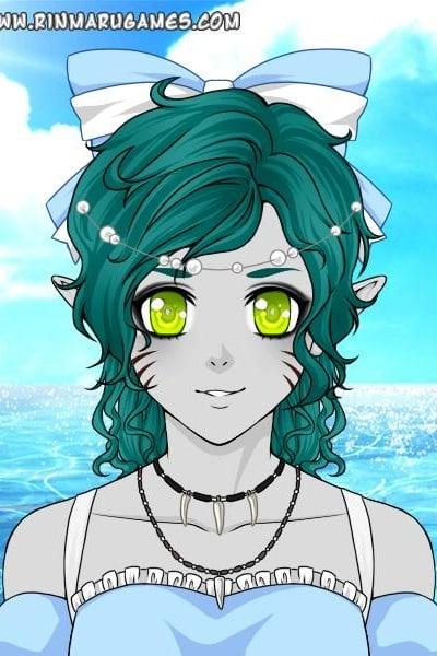 Aquamarine ~ by Halo1213