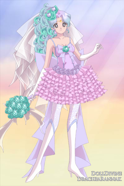 Sundae: Pretty Bridal Protector Rose ~ Sundae is now a MG who protects brides-t