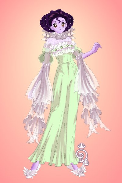 Fairy Lady for Xeynswag ~ Hope you like her! :D