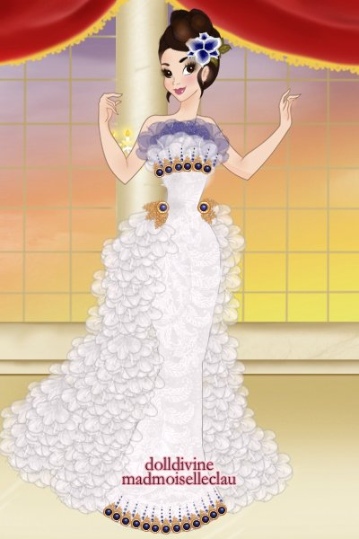 Margalida Graciani - Formal Gown ~ A bit rushed, but here's Miss Spain in a