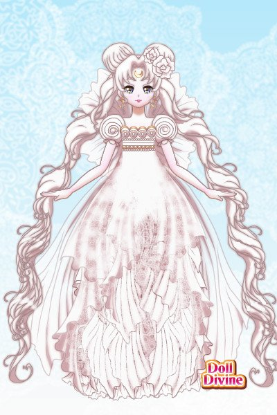 Princess Serenity ~ LOL, not the best Serenity, for sure, bu