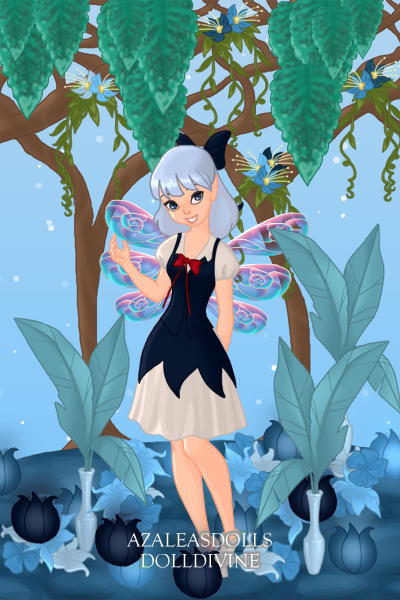 Cirno in the Ice Garden ~ Note: 'The Ice Garden' is a little garde