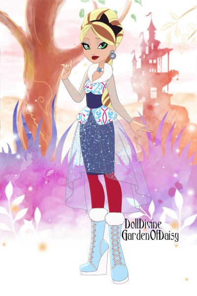 Holly ~ Daughter Of Elsa And Hans