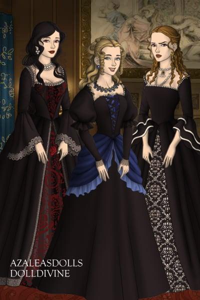 Brides Of Dracula By Purplevampire